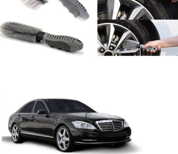 Ushergy Car tyre brush 2pcs CTB-193 2 Wheel Tire Cleaner