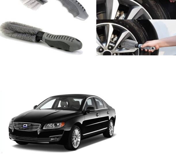 Ushergy Car tyre brush 2pcs CTB-388 2 Wheel Tire Cleaner