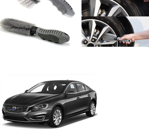 Ushergy Car tyre brush 2pcs CTB-390 2 Wheel Tire Cleaner