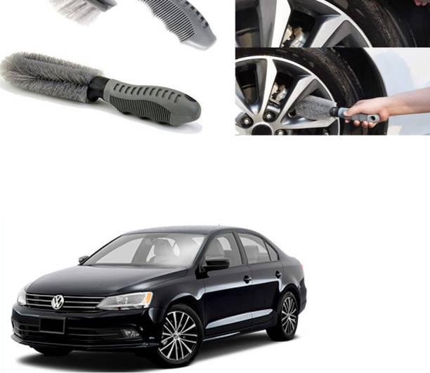 Ushergy Car tyre brush 2pcs CTB-375 2 Wheel Tire Cleaner