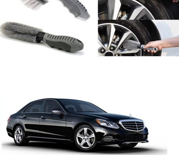 Ushergy Car tyre brush 2pcs CTB-180 2 Wheel Tire Cleaner