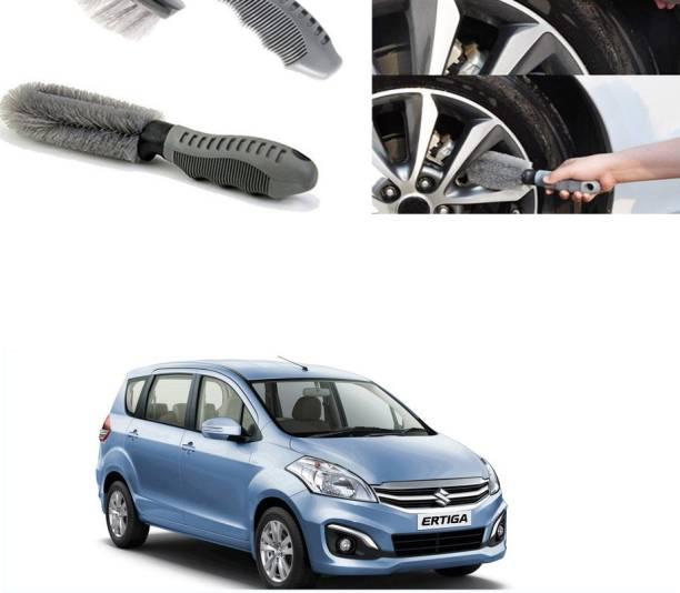 Ushergy Car tyre brush 2pcs CTB-128 2 Wheel Tire Cleaner