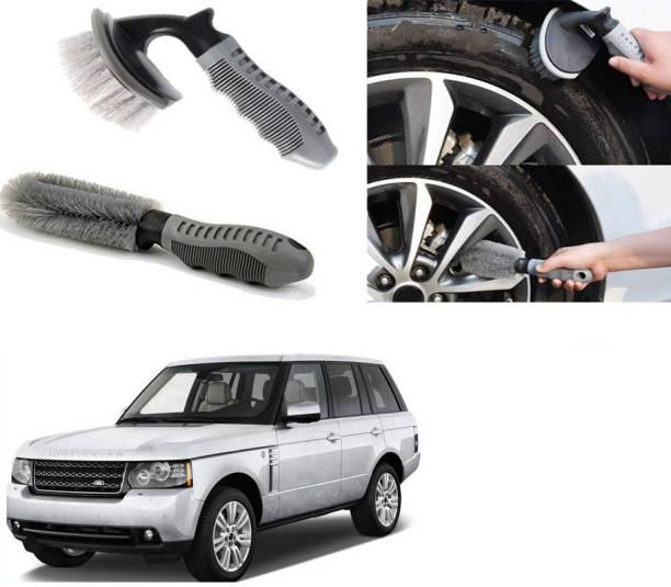 Ushergy Car tyre brush 2pcs CTB-70 2 Wheel Tire Cleaner