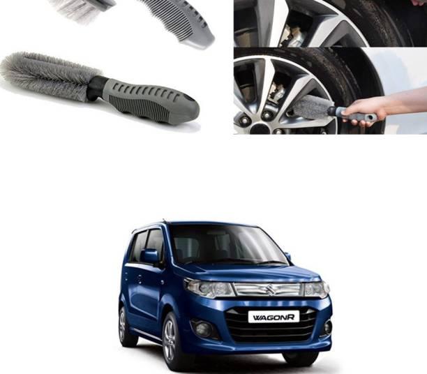 Ushergy Car tyre brush 2pcs CTB-397 2 Wheel Tire Cleaner