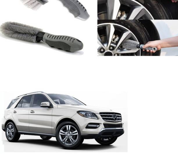 Ushergy Car tyre brush 2pcs CTB-169 2 Wheel Tire Cleaner
