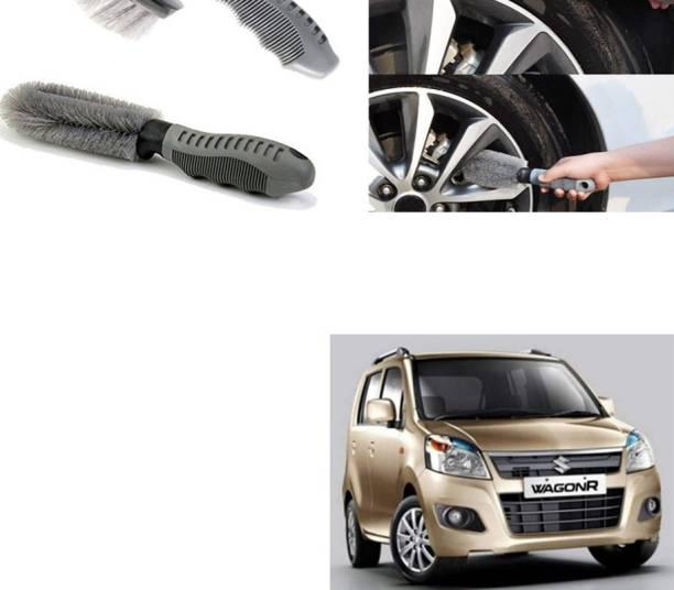 Ushergy Car tyre brush 2pcs CTB-403 2 Wheel Tire Cleaner