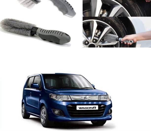 Ushergy Car tyre brush 2pcs CTB-392 2 Wheel Tire Cleaner