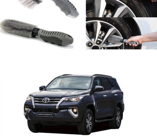 Ushergy Car tyre brush 2pcs CTB-339 2 Wheel Tire Cleaner