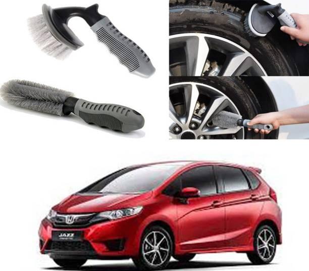 Ushergy Car tyre brush 2pcs CTB-60 2 Wheel Tire Cleaner