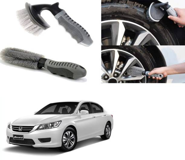 Ushergy Car tyre brush 2pcs CTB-497 2 Wheel Tire Cleaner
