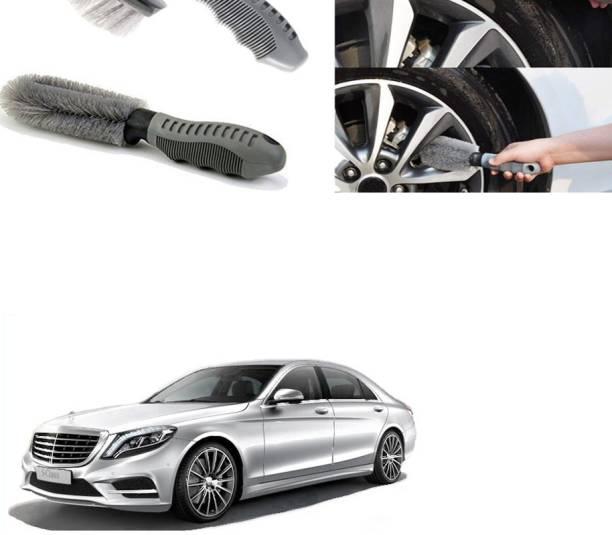 Ushergy Car tyre brush 2pcs CTB-192 2 Wheel Tire Cleaner