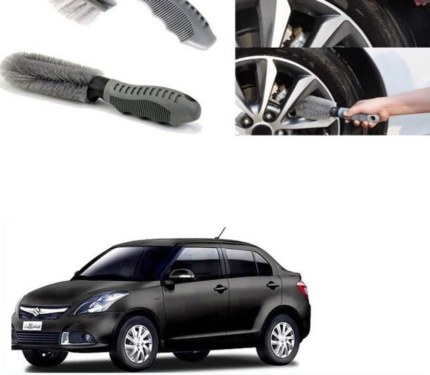 Ushergy Car tyre brush 2pcs CTB-145 2 Wheel Tire Cleaner