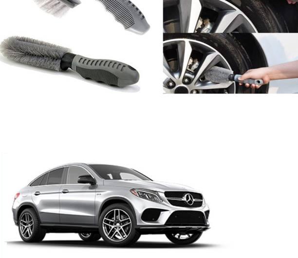 Ushergy Car tyre brush 2pcs CTB-182 2 Wheel Tire Cleaner