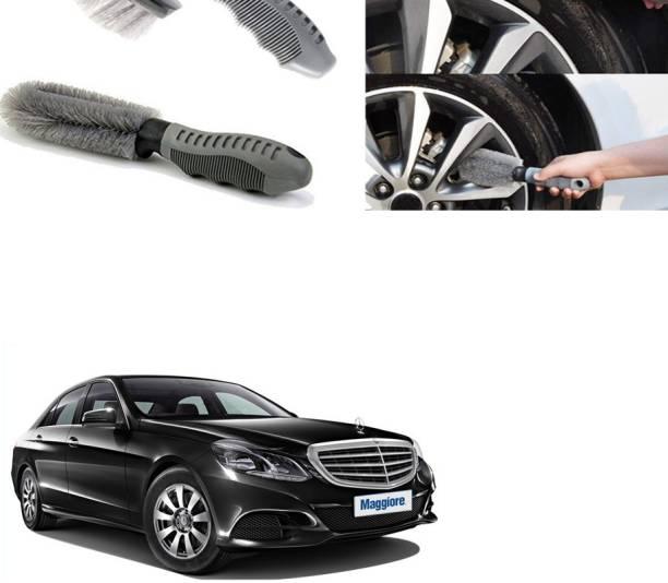 Ushergy Car tyre brush 2pcs CTB-176 2 Wheel Tire Cleaner