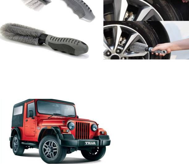 Ushergy Car tyre brush 2pcs CTB-95 2 Wheel Tire Cleaner