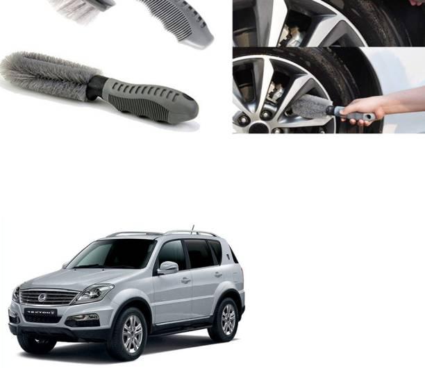 Ushergy Car tyre brush 2pcs CTB-275 2 Wheel Tire Cleaner