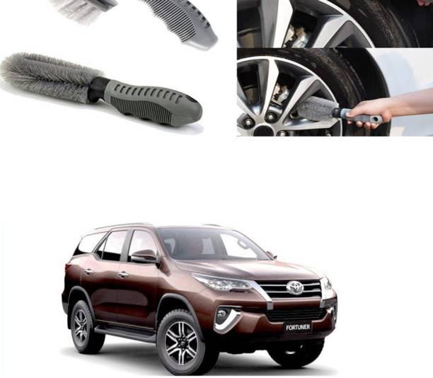 Ushergy Car tyre brush 2pcs CTB-335 2 Wheel Tire Cleaner