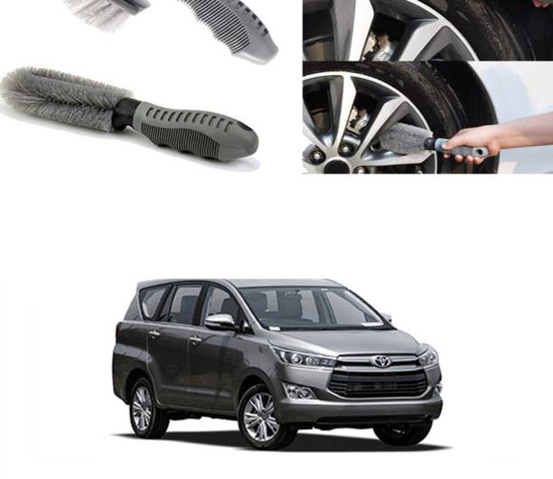 Ushergy Car tyre brush 2pcs CTB-347 2 Wheel Tire Cleaner