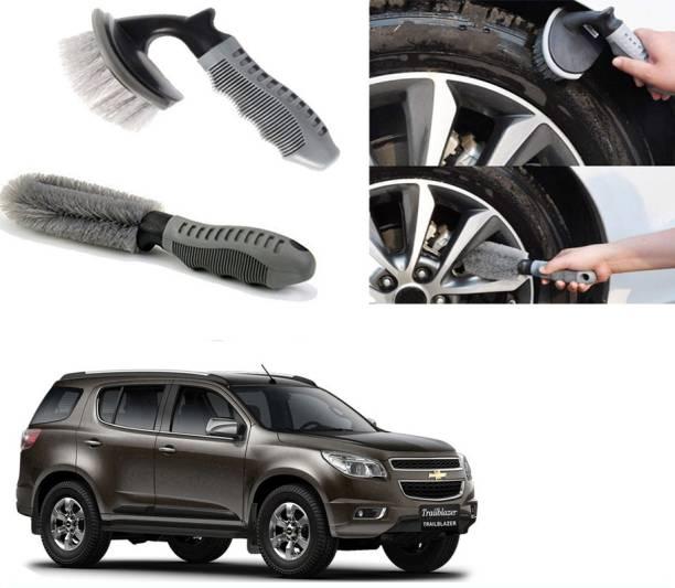 Ushergy Car tyre brush 2pcs CTB-468 2 Wheel Tire Cleaner