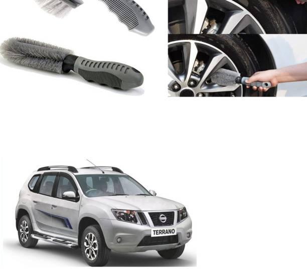 Ushergy Car tyre brush 2pcs CTB-229 2 Wheel Tire Cleaner