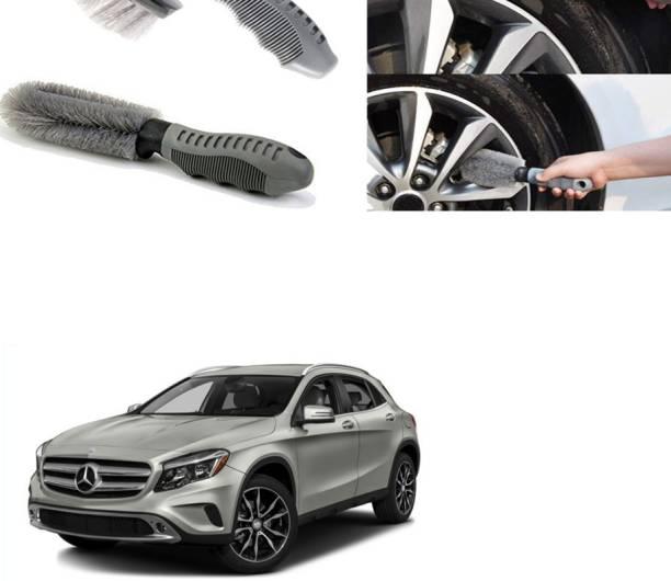 Ushergy Car tyre brush 2pcs CTB-190 2 Wheel Tire Cleaner