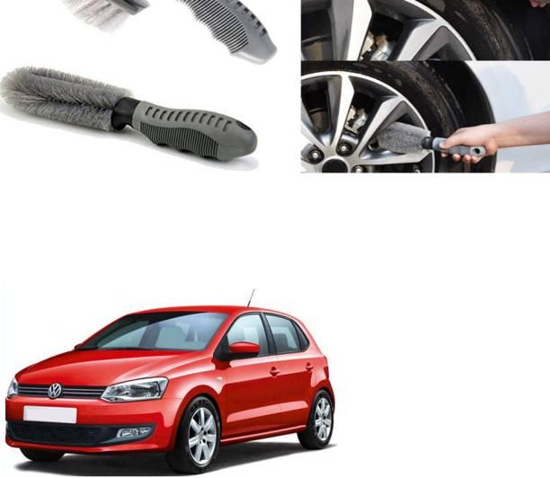 Ushergy Car tyre brush 2pcs CTB-378 2 Wheel Tire Cleaner