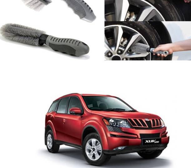 Ushergy Car tyre brush 2pcs CTB-410 2 Wheel Tire Cleaner