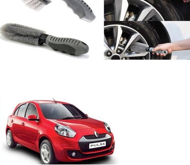 Ushergy Car tyre brush 2pcs CTB-249 2 Wheel Tire Cleaner