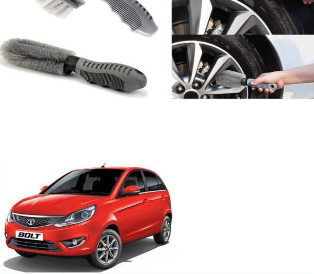 Ushergy Car tyre brush 2pcs CTB-294 2 Wheel Tire Cleaner