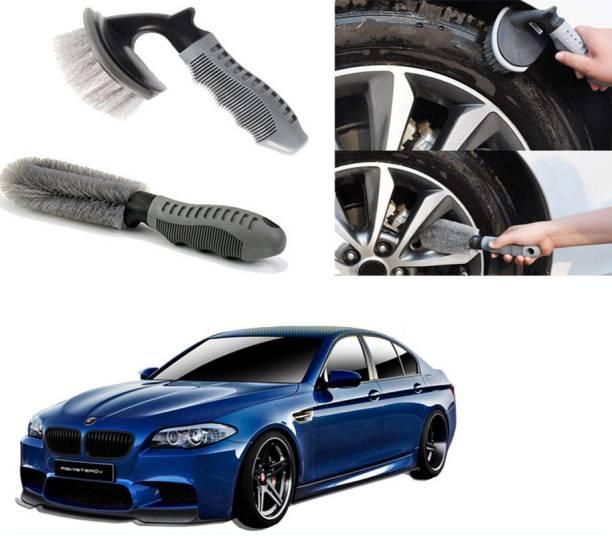Ushergy Car tyre brush 2pcs CTB-426 2 Wheel Tire Cleaner