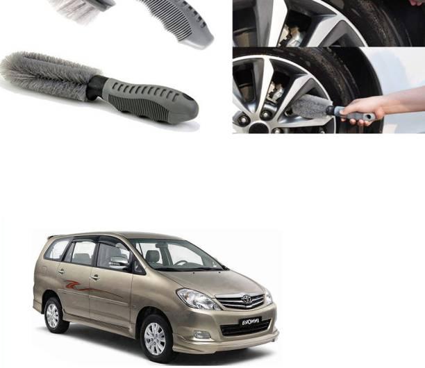 Ushergy Car tyre brush 2pcs CTB-341 2 Wheel Tire Cleaner