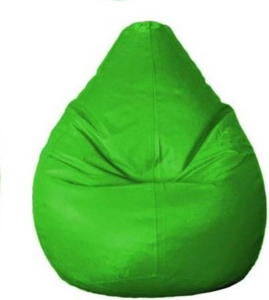 SHIRA 24 XL (Filled ) Teardrop Bean Bag  With Bean Filling