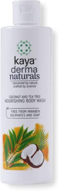 KAYA CLINIC Coconut and tea tree oil Nourishing Body Wash