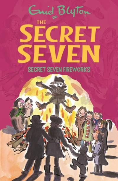 Secret Seven: 11: Secret Seven Fireworks