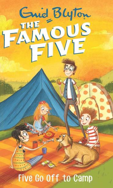 Famous Five: 7: Five Go Off To Camp