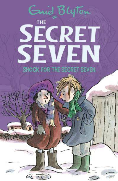 Secret Seven: 13: Shock For The Secret Seven