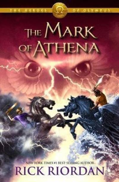 Heroes of Olympus, The, Book Three the Mark of Athena (Heroes of Olympus, The, Book Three)