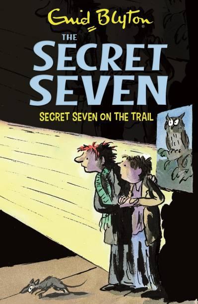 Secret Seven: 4: Secret Seven On The Trail