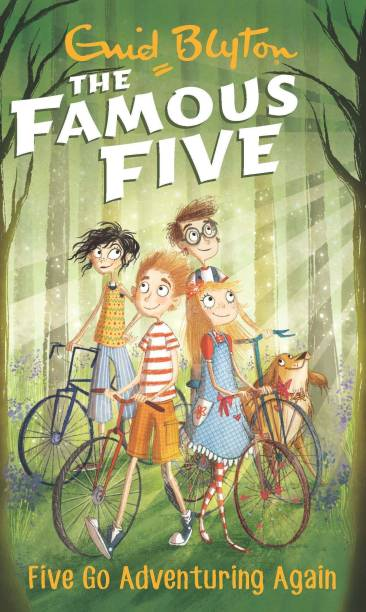 Famous Five: 2: Five Go Adventuring Again