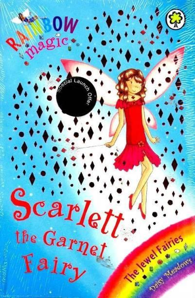 Rainbow Magic: INDIAN EDT: The Jewel Fairies: 23: Scarlett the Garnet Fairy