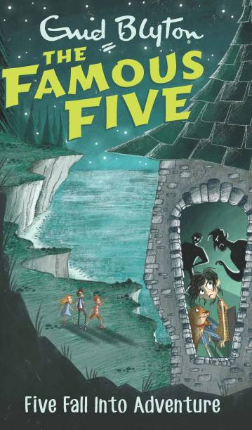 9: Five Fall Into Adventure