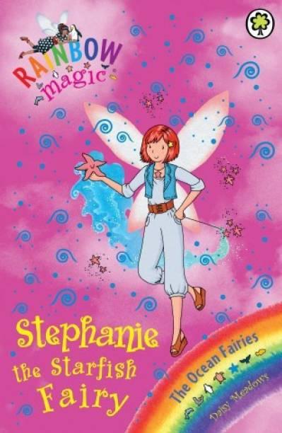 Rainbow Magic: Stephanie the Starfish Fairy