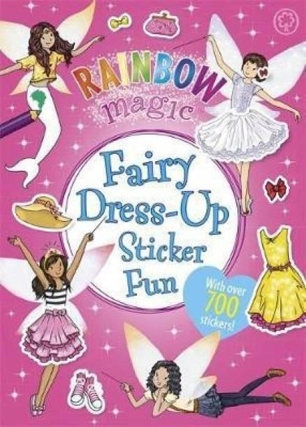 Rainbow Magic: Fairy Dress-Up Sticker Fun