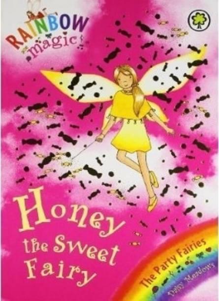 Rainbow Magic: INDIAN EDT: The Party Fairies: 18: Honey the Sweet Fairy