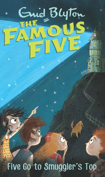 Famous Five: 4: Five Go To Smuggler's Top