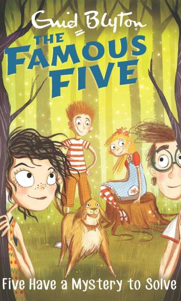 Famous Five: 20: Five Have A Mystery To Solve