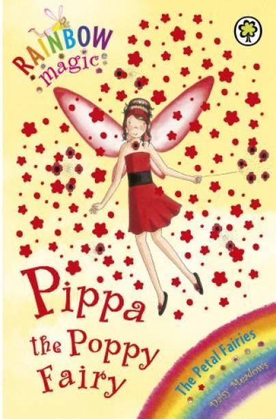 Rainbow Magic: Pippa the Poppy Fairy