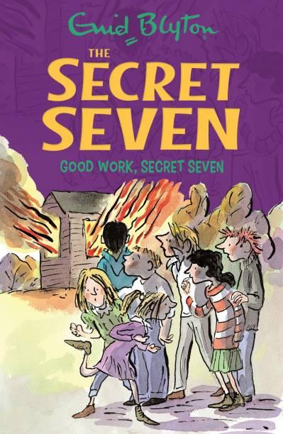Secret Seven: 6: Good Work, Secret Seven