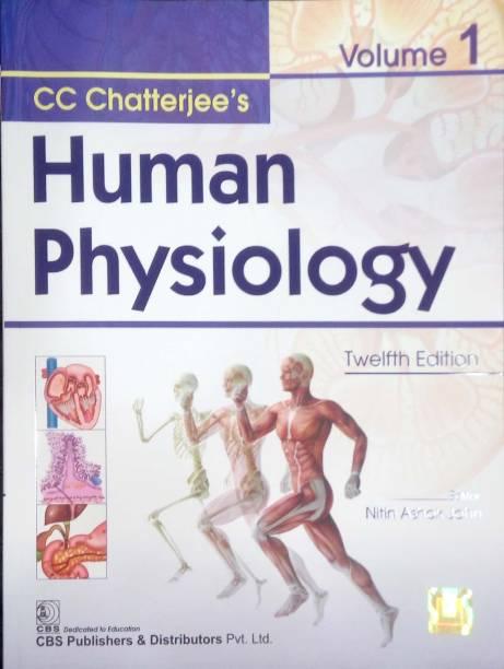 CC Chatterjee's Human Physiology Vol-1