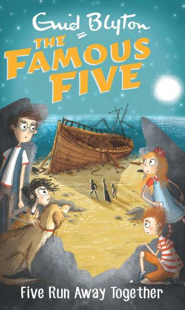 Famous Five: 3: Five Run Away Together